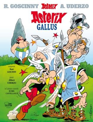 Asterix - Asterix Gallus