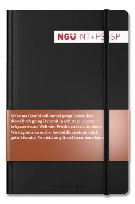 NGÜ NT+PS+SP, Neue Genfer Übersetzung Neues Testament mit Psalmen und Sprüchen