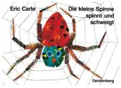 Die kleine Spinne spinnt und schweigt, kleine Ausgabe Cover