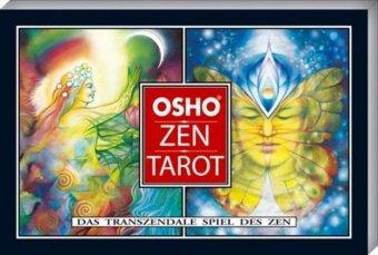 osho zen tarot osho zen tarot buch und 79 karten das transzendentale zen spiel