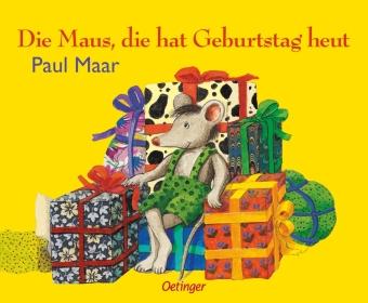 Die Maus, die hat Geburtstag heut