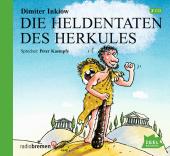 Die Heldentaten des Herkules, 2 CD-Audio Cover