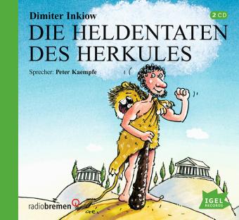Die Heldentaten des Herkules, 2 CD-Audio