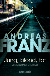 Jung, blond, tot Cover