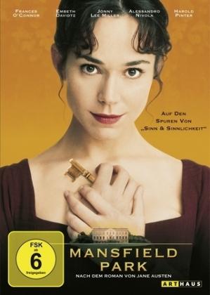 Mansfield Park, 1 DVD, deutsche u. englische Version