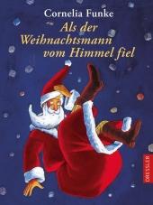 Als der Weihnachtsmann vom Himmel fiel Cover