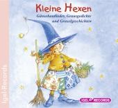 Kleine Hexen, 1 Audio-CD Cover