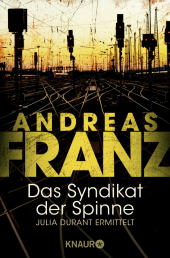 Das Syndikat der Spinne Cover
