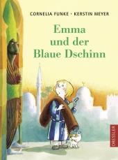 Emma und der blaue Dschinn Cover