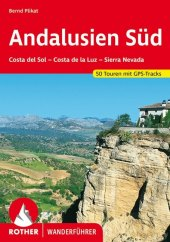 Rother Wanderführer Andalusien Süd