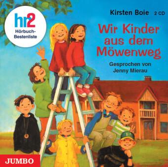 Wir Kinder aus dem Möwenweg, 2 Audio-CDs