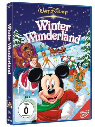 Winter Wunderland, 1 DVD