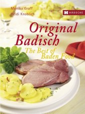 Original Badisch, The Best of Baden Food