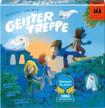 Geistertreppe (Kinderspiel); L' escalier hante; Spooky Stairs; La scala dei fantasmi