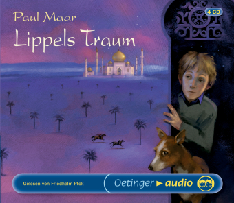 Lippels Traum, 4 Audio-CDs