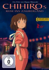 Chihiros Reise ins Zauberland, 1 DVD