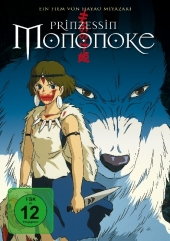 Prinzessin Mononoke, 1 DVD