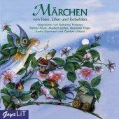 Märchen von Feen, Elfen und Kobolden, 1 Audio-CD Cover