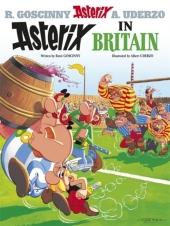 Asterix - Asterix in Britain, Asterix bei den Briten, englische Ausgabe