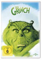 Der Grinch, 1 DVD Cover