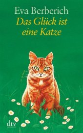 Das Glück ist eine Katze, Großdruck Cover