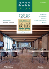Top 250 Germany, Die besten Tagungshotels in De...
