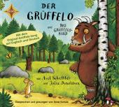 Der Grüffelo / Das Grüffelokind, 1 Audio-CD