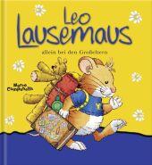 Leo Lausemaus allein bei den Großeltern Cover