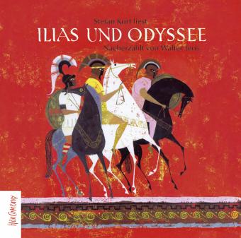 Ilias und Odyssee, 3 Audio-CDs