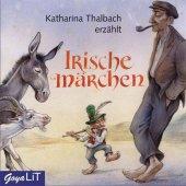 Irische Märchen, Audio-CD Cover