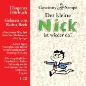 Der kleine Nick ist wieder da!, 1 Audio-CD