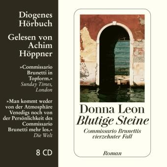 Blutige Steine, 8 Audio-CDs