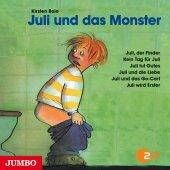 Juli und das Monster, 1 Audio-CD