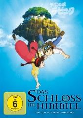 Das Schloss im Himmel, 1 DVD