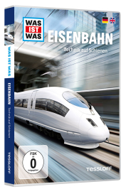Eisenbahn, DVD Cover