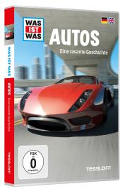 Autos; Cars, 1 DVD Cover