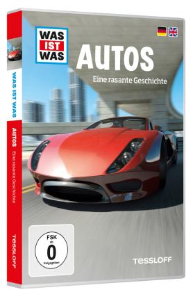 Autos; Cars, 1 DVD