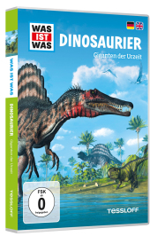 Dinosaurier, 1 DVD Cover