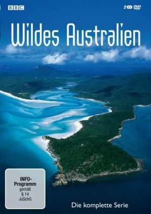 Wildes Australien, 2 DVDs
