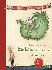 Ein Drachenfreund für Linus Cover