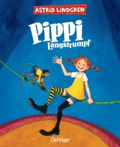 Pippi Langstrumpf, farbige Ausgabe Cover