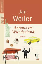 Antonio im Wunderland, Großdruck Cover