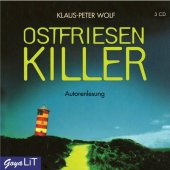 Ostfriesenkiller, 3 Audio-CDs Cover