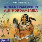 Indianermärchen aus Nordamerika, 1 Audio-CD Cover