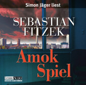Amokspiel, 4 Audio-CDs Cover
