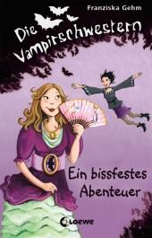 Die Vampirschwestern, Ein bissfestes Abenteuer