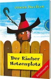 Der Räuber Hotzenplotz, Schulausgabe Cover