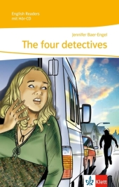 The four detectives, m. Audio-CD