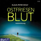 Ostfriesenblut, 3 Audio-CDs Cover