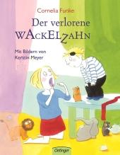 Der verlorene Wackelzahn Cover